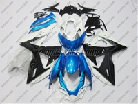 Suzuki GSX-R 1000 Black/BlueFairings