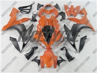 Yamaha YZF-R1 Matte/Orange Fairings