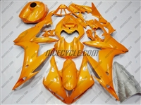Yamaha YZF-R1 Candy Pearl Orange Fairings