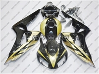 Honda CBR 1000RR Candy Gold/Black Fairings