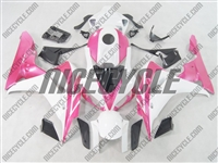 Honda CBR1000RR Pink/White Fairings