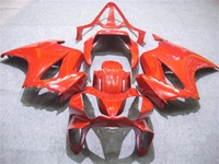 Honda VFR-800 Gloss Red Fairings