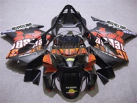 Flat Rossi Honda VFR-800 Motorcycle Fairings