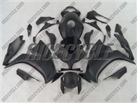Honda CBR1000RR Matte Black Fairings