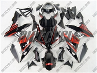 Yamaha YZF-R1 Custom FIAT Fairings