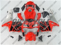Honda CBR600RR OEM Style Red Fairings
