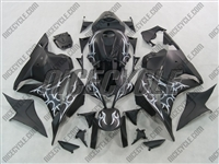 Honda CBR600RR Matte Tribal Fairings