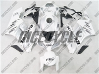 Honda CBR 1000RR White Repsol Fairings