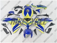 Honda CBR1000RR Blue/Yellow Fairings