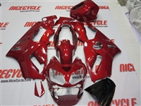 Kawasaki ZX12R Red Fairings