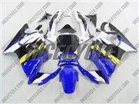 Honda CBR600 F3 Extreme Blue Fairings