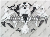 Yamaha YZF-R1 White/Silver Fairings