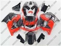 Red Suzuki SRAD GSX-R 600 750 Fairings