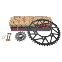 BMW G650 XCountry 2007-2008 Chain and Sprocket Kits for European Bikes