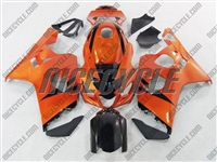 Burnt Orange Suzuki GSX-R 600 750 Fairings