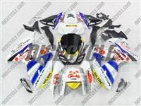 Dark Dog Racing Suzuki GSX-R 1000 Fairings