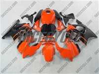 Honda CBR600 F3 Orange/Black Fairings