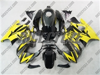 Honda CBR600 F3 Wild Yellow/Black Fairings