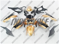 Bronze Metallic Ninja 250R Fairings