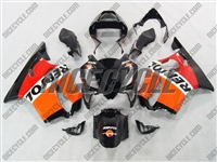 Repsol Honda CBR600 F4i Motorcycle Fairings
