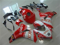 Xerox Honda CBR1000RR Motorcycle Fairings