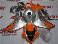 Honda CBR1000RR Quick Silver/Orange Fairings