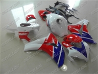 Honda CBR1000RR White/Blue/Red Fairings
