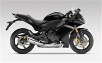Honda CBR 600F Gloss Black Fairings