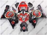 Lucky Strike Custom Suzuki GSX-R 600 750 Fairings