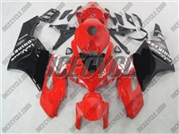 Honda CBR 1000RR Red/Black Fairings