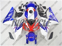 Honda CBR1000RR DREAM Blue/White Fairings