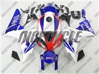 Honda CBR1000RR DREAM Red/White Fairings
