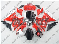 Kawasaki ZX10R Virgin Mobile Fairings