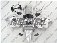 Honda VFR-800 True Silver Fairings