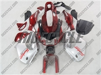 Yamaha YZF 1000 Thunderace Silver Metallic Fairings