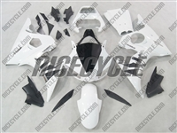 Yamaha YZF-R6 Killer White Fairings