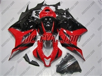 Honda CBR600RR OEM Style Red/Black Motorcycle Fairings