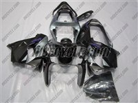 Kawasaki ZX-9R Black/Charcoal Fairings