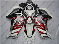 Kawasaki ZX10R Red/White OEM Style Fairings