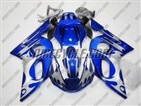 Yamaha YZF-R6 Crazy Tribal Fairings