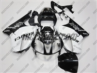 Honda RC51/VTR1000 Black/White Repsol Fairing