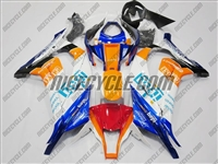 Kawasaki ZX10R IDAQ Race Fairings