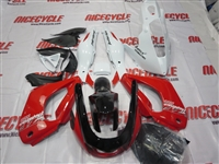 Yamaha YZF 1000 Thunderace White/Red Fairings