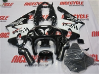 Kawasaki ZX-7R West Black Fairing