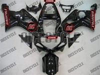 Suzuki GSX-R 1000 Solid Black Fairings