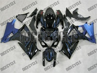 Suzuki GSX-R 1000 Blue Fire Fairings