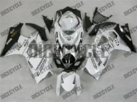 Suzuki GSX-R 1000 White Corona Fairings