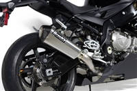 BMW S1000RR CT Single Full Exhaust