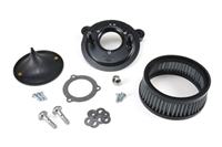 Harley S&S Sprint P16 HiFlo Stealth Air Cleaner