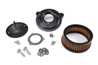 Harley S&S Sprint P08 HiFlo Stealth Air Cleaner